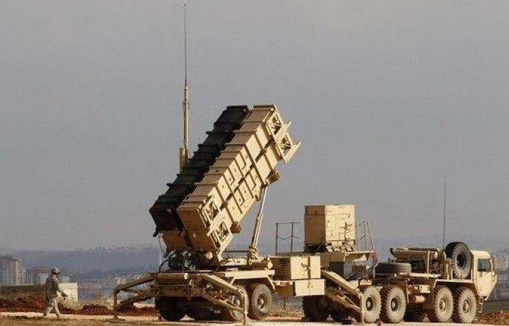 الدفاعات السعودية