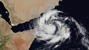 كم تبلغ سرعة إعصار مكونو؟