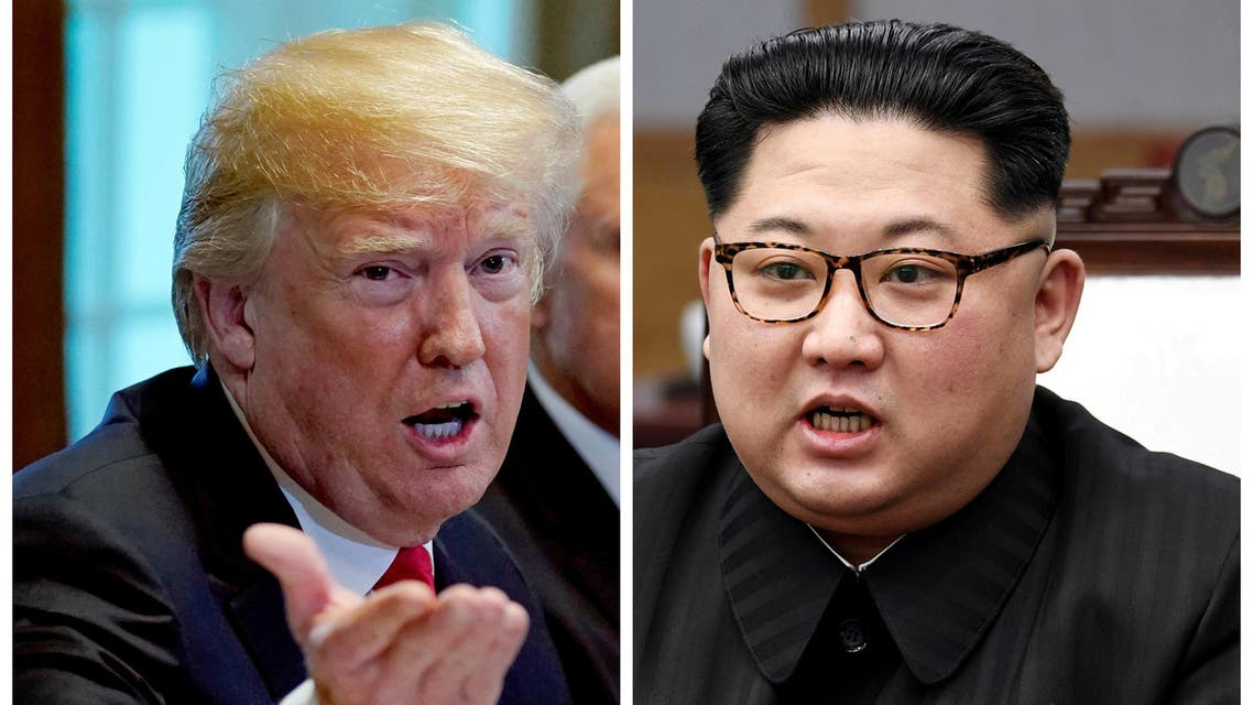 Trump said he has canceled summit with Kim 'based on the tremendous anger and open hostility' in Kim's recent statement. (Reuters)