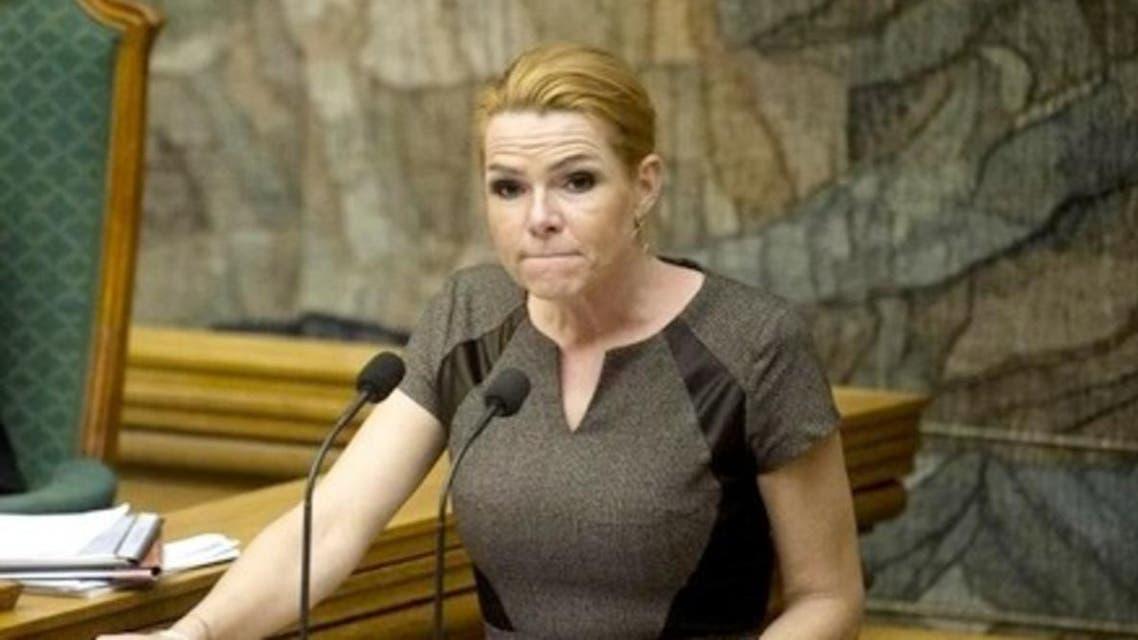 اینگر ستویبرگ وزیر ادغام اجتماعی دانمارک