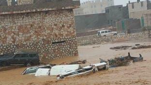 بالصور.. دمار هائل لإعصار مكونو وارتفاع عدد المفقودين