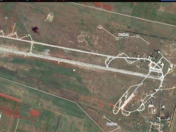 مطار الضبعة.. ضربات مجهولة تدكّ مستودعات لحزب الله