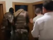بالفيديو.. الشرطة التركية تحرر مسؤولاً عراقياً مختطفاً