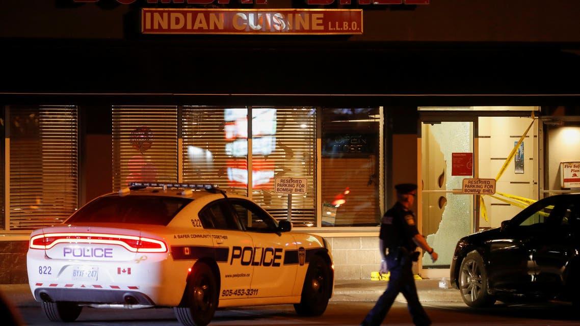 إصابة 15 شخصاً بانفجار في مدينة تورونتو الكندية