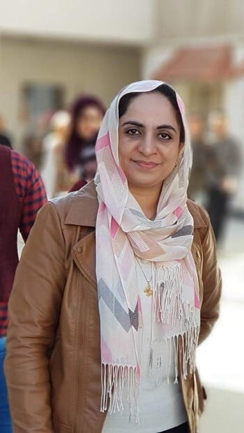 Alyaa A. Naser is an Iraqi scholar in Contemporary Political Drama. (Supplied)