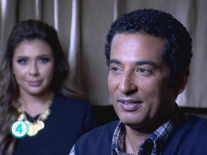 25 سؤالا   الفنان المصري عمرو سعد