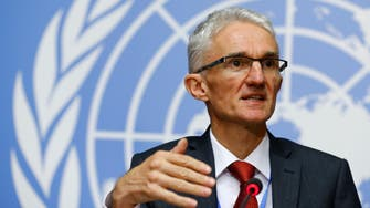 Outgoing UN aid chief says we must tackle root causes of hunger, desperation