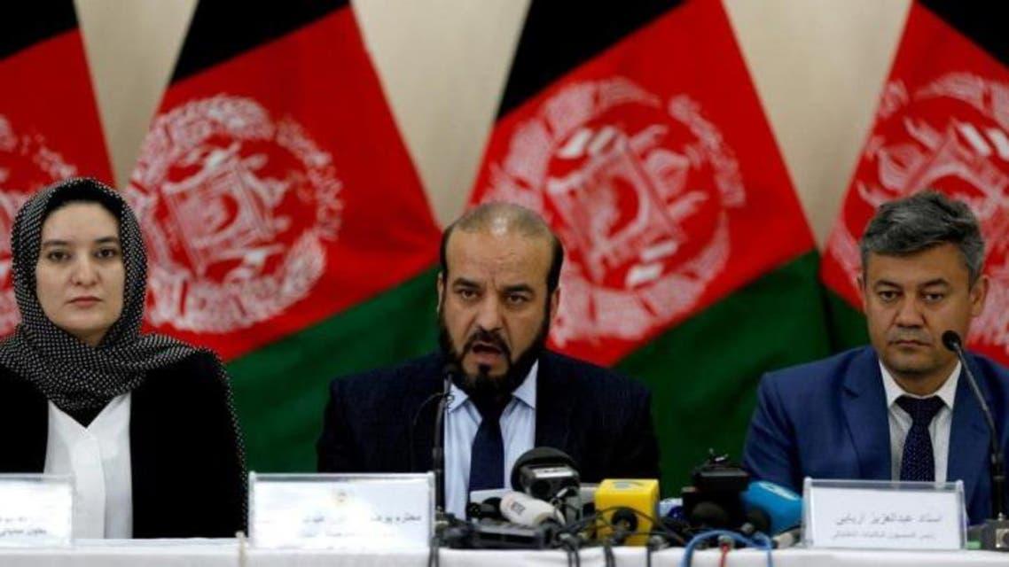 روند ثبت نام نامزدان انتخابات پارلمانی افغانستان آغاز شد
