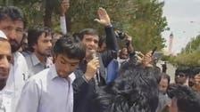ایرانی پروفیسر کے بلوچ اہلِ سنت کے خلاف توہین آمیز بیان پر احتجاجی مظاہرے