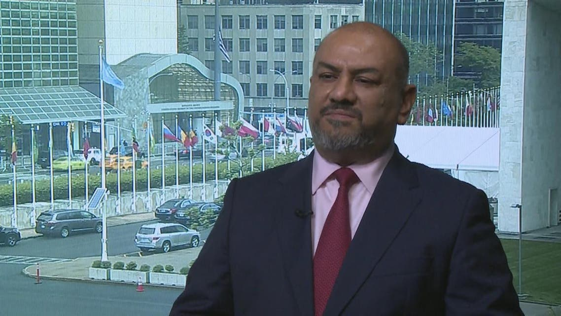 THUMBNAIL_ مقابلة الحدث مع وزير الخارجية اليمني الجديد خالد اليماني