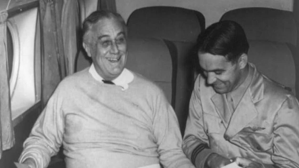 اولین رئیسجمهوری آمریکا که سوار هواپیما شد چه کسی بود؟