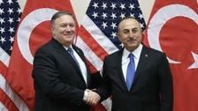 بومبيو وجاويش أوغلو يبحثان سوريا والإرهاب باتصال هاتفي