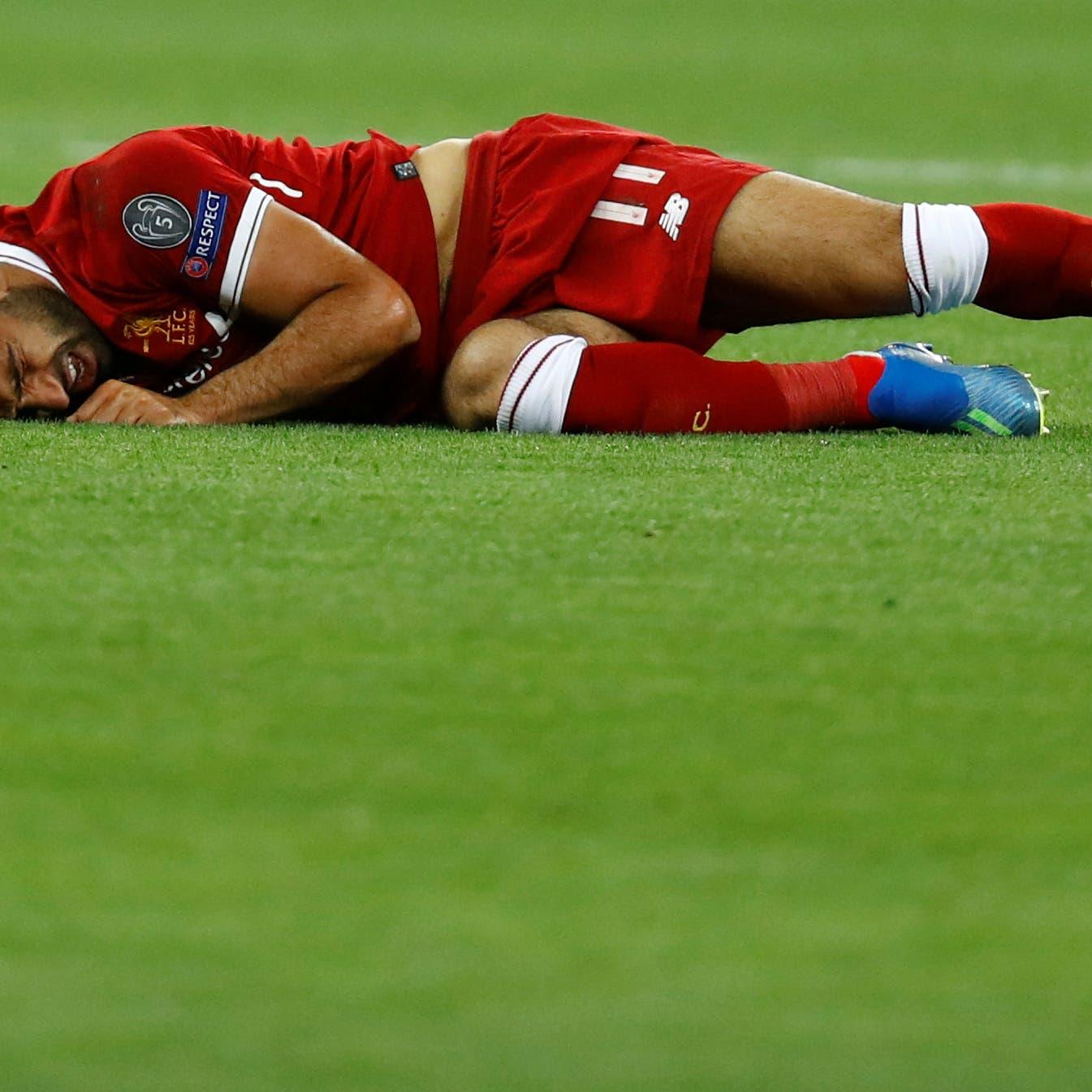 هل يغيب صلاح عن مونديال روسيا؟ طبيب منتخب مصر يرد