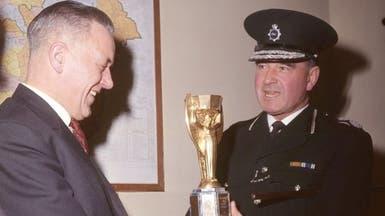 أخيرا.. الكشف عن سر سرقة كأس العالم بلندن عام 1966