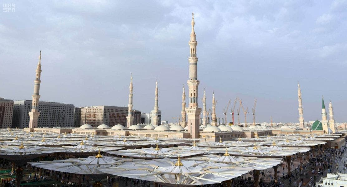 minarets medina. (SPA)
