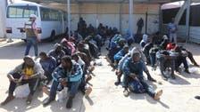 UN sanctions six people on Libya human-trafficking