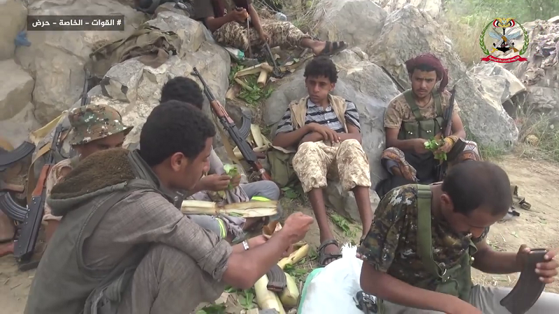 VIDEO: Yemen Special Forces obtain camera showing Houthi footage of defeats