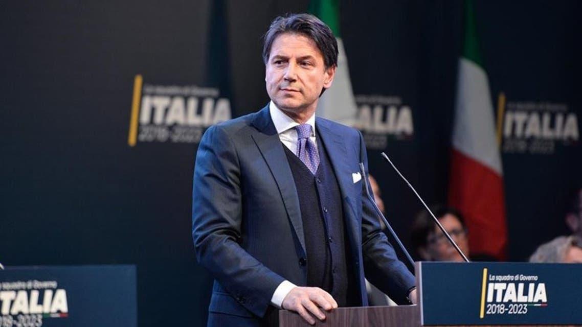 رئيس الوزراء الإيطالي المكلف