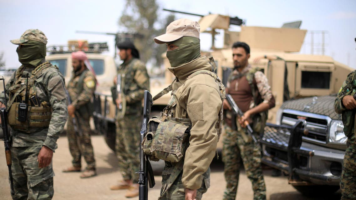 The ministry said that 43 rebels had been killed in the same fighting. (Reuters)