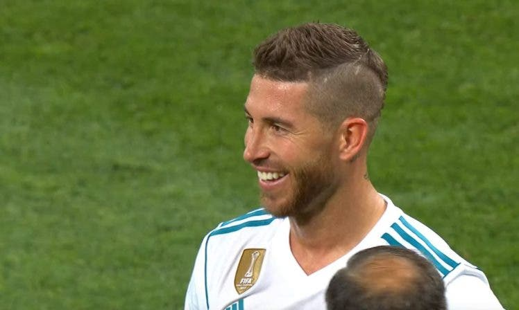 Sergio Ramos was also slammed for laughing as Mohamed Salah left pitch with injury. (Reuters)