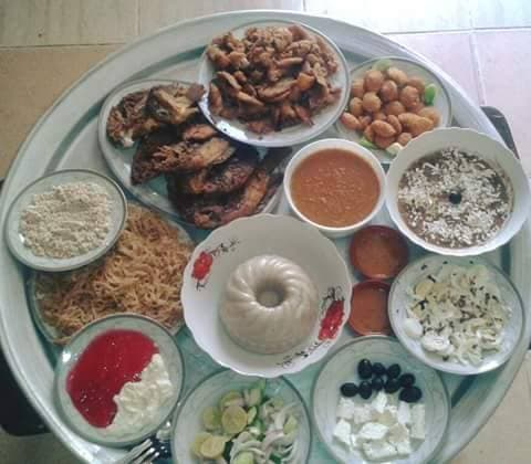 Doctors say after fasting there is a tendency to feast and often, people grab a calorie dense meal loaded with sugar and fats. (Social media)