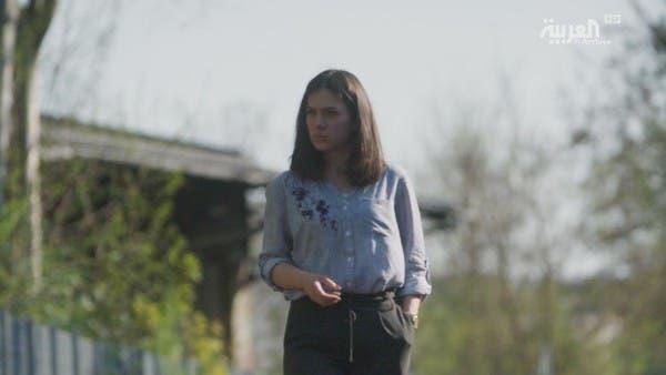 أنا من سوريا   ممثلة مبهرة في مسرحية ألمانية
