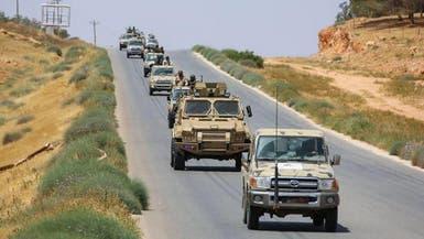 الجيش الليبي يسيطر على الشريط الحدودي مع الجزائر