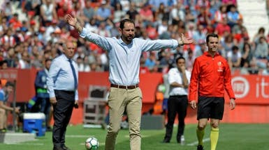 إسبانيول يقرر إقالة مدربه بابلو ماشين