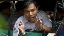 Witness: Reporters' phones searched without warrant in Myanmar