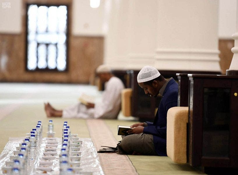Martyrs Madinah Mosque. (SPA)