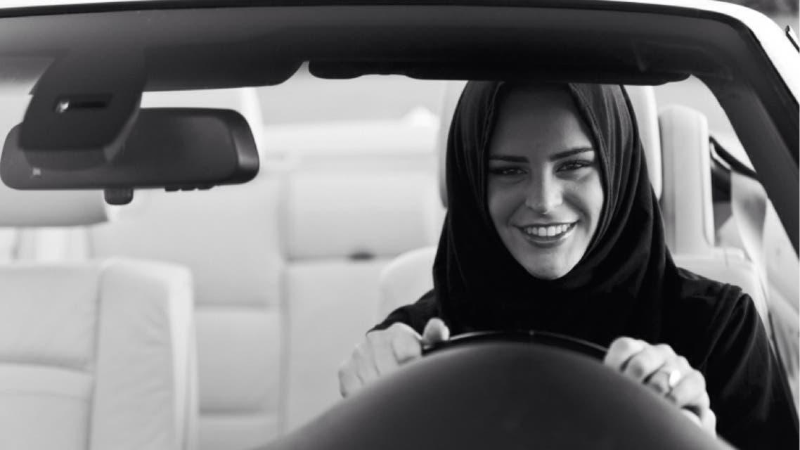 قيادة المرأة السعودية للسيارة