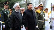 China to host Iranian President Rouhani amid nuclear deal doubt