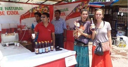 Hamdard organises an annual Sharbat Mela, or Drinks' Fair, in Delhi. (Supplied)