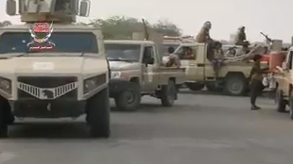 20 كلم تفصل قوات الشرعية اليمنية عن الحديدة