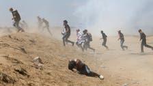 شمالی غزہ میں اسرائیلی بمباری سے فلسطینی شہری شہید