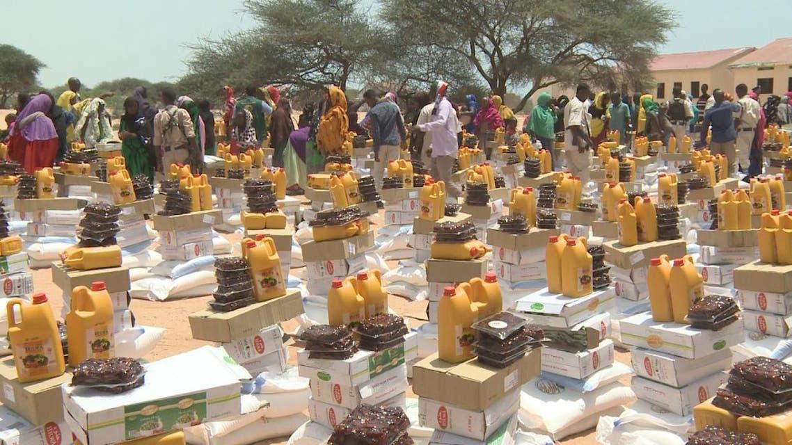 THUMBNAIL_ مركز الملك سلمان يواصل مساعداته لإقليم أرض الصومال