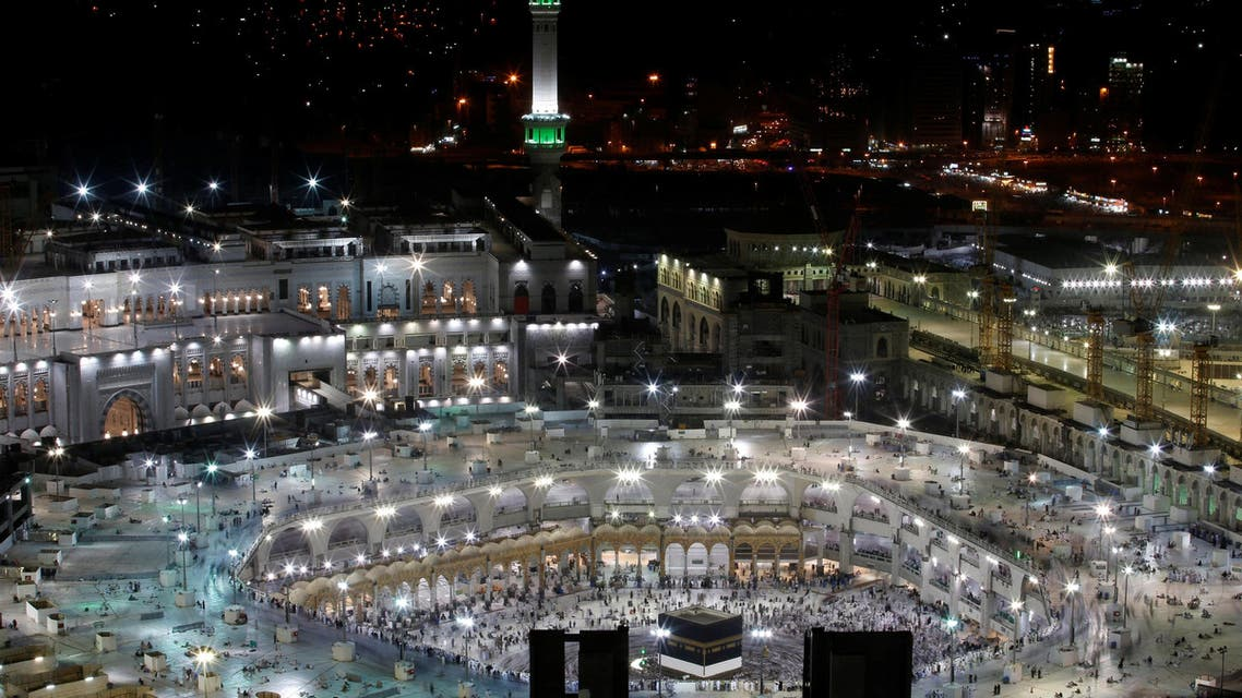 Muslims pray at the Grand mosque ahead of the annual Haj pilgrimage in Mecca on August 29, 2017. (Reuters)
