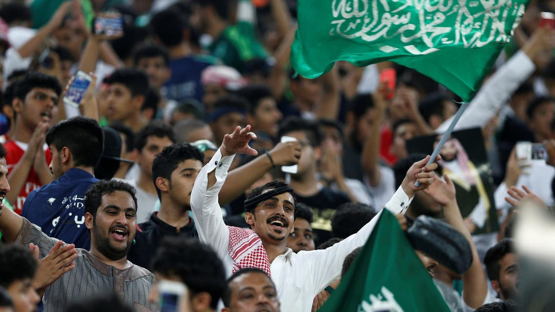 saudi football world cup. (File photo: Reuters)