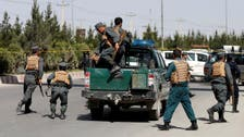 ISIS claims suicide bombing at Afghan ministry in Kabul