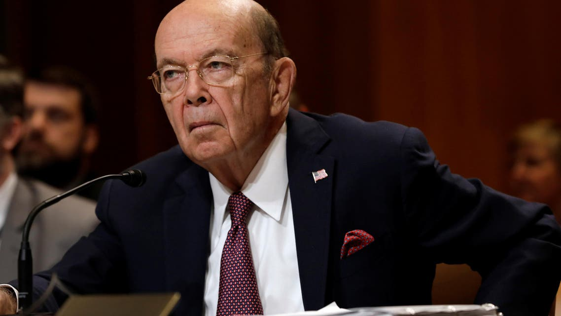 US Commerce Secretary Wilbur Ross. (Reuters)