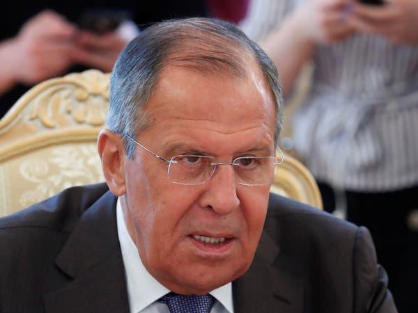 لافروف: روسيا مستعدة للوساطة بين الفلسطينيين وإسرائيل