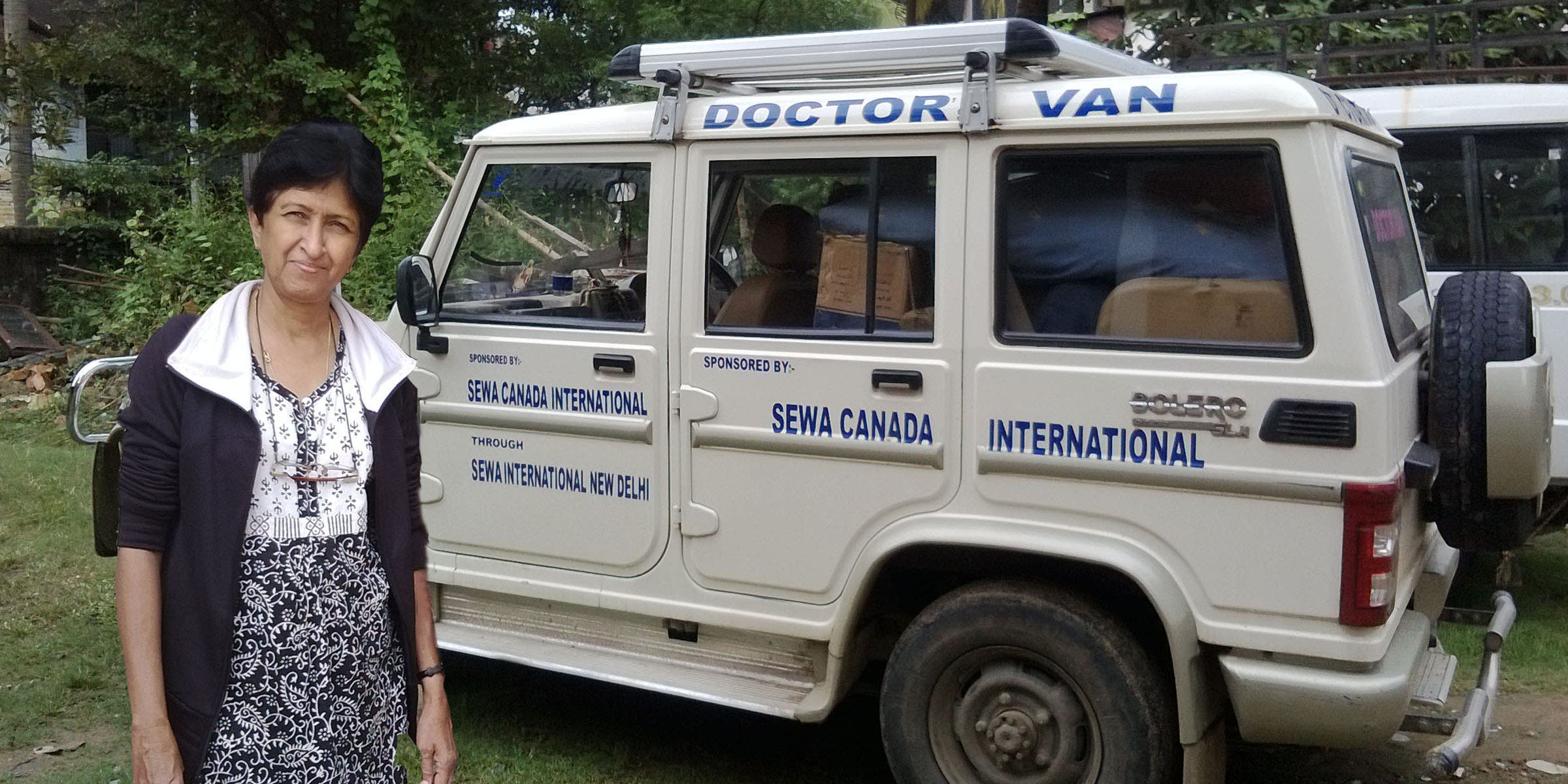 Dr Pratibha Athavale conducts free dental camps for poor villagers in North-Eastern states on India. (Supplied)
