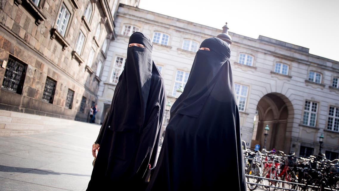 Denmark joins some European nations in banning burqa, niqab. (AFP)