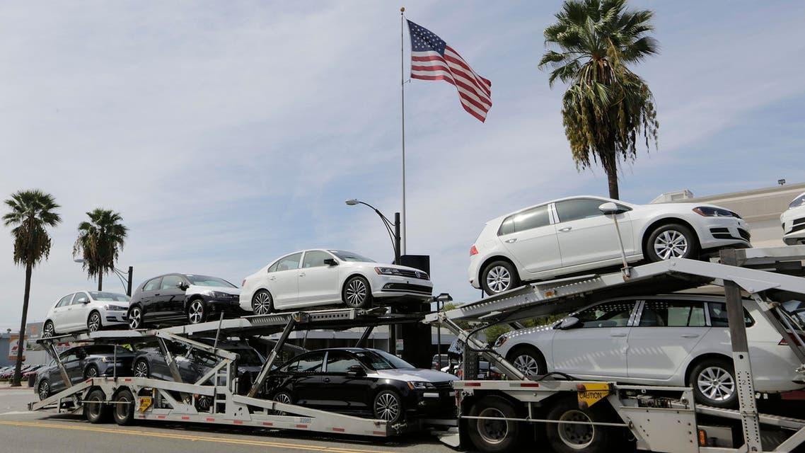 Volkswagen US. (AP)
