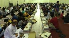 PHOTOS: Abu Dhabi Grand Mosque community Iftar bridges cultures during Ramadan