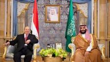 محمد بن سلمان يبحث مع هادي مستجدات الساحة اليمنية