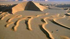 Many secrets buried under the sands of the Rub' al Khali