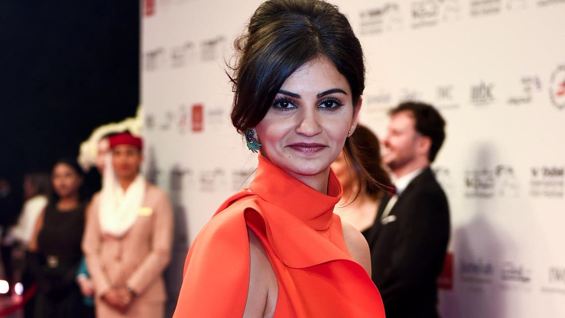 Earlier this year, Kamel became the first Saudi actress to be on Netflix. (AFP)