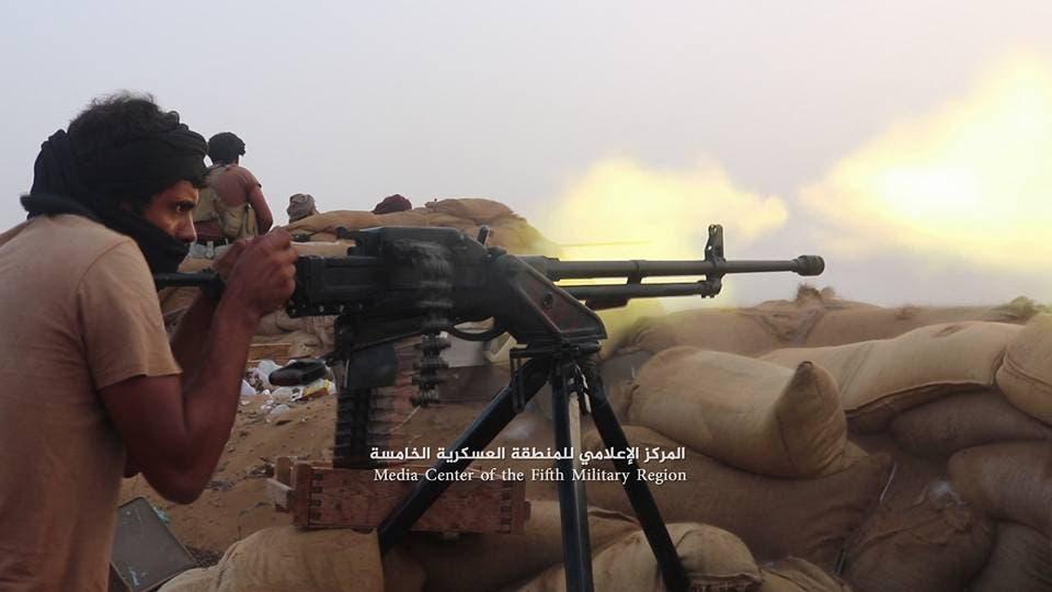 الجيش اليمني يتقدم ميدانيا في حجة