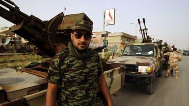 """قتال """"غير مسبوق"""" في مدينة درنة الليبية"""